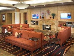 Lobby - Kingsgate Hotel & Conference Center at University of Cincinnati
