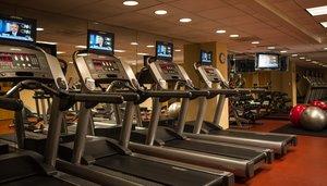 Recreation - Kingsgate Hotel & Conference Center at University of Cincinnati