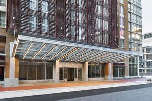 Exterior view - Courtyard by Marriott Hotel Downtown DC