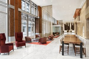 Lobby - Courtyard by Marriott Hotel Downtown DC
