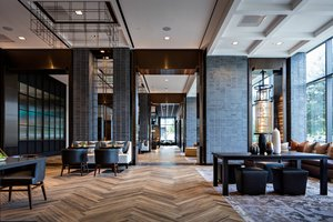 Lobby - Marriott Hotel Spring