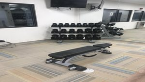 Fitness/ Exercise Room - Holiday Inn Williamsport