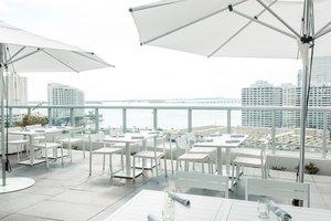 Restaurant - W Hotel Bayfront Miami