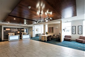 Lobby - Holiday Inn Express North Red Deer