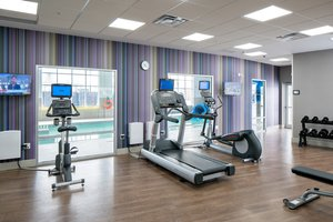 Fitness/ Exercise Room - Holiday Inn Express North Red Deer