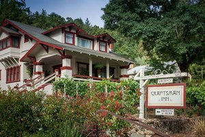 Exterior view - Craftsman Inn Calistoga