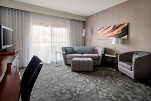 Suite - Courtyard by Marriott Hotel Whippany