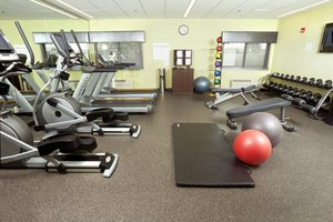 Fitness/ Exercise Room - Holiday Inn Airport Newark