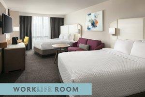 Room - Crowne Plaza Hotel Market Center Dallas