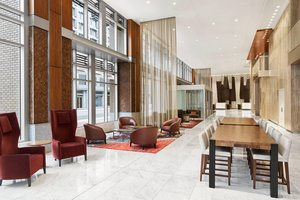 Lobby - Residence Inn by Marriott Downtown DC
