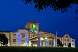 Exterior view - Holiday Inn Express Delmont
