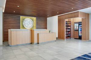 Lobby - Fairfield Inn & Suites by Marriott Coppell
