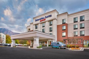 Exterior view - SpringHill Suites by Marriott Provo