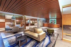 Lobby - Fairfield Inn by Marriott Liberal