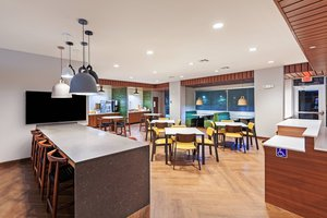 Restaurant - Fairfield Inn by Marriott Liberal
