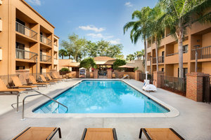 Recreation - Courtyard by Marriott Hotel Fort Myers