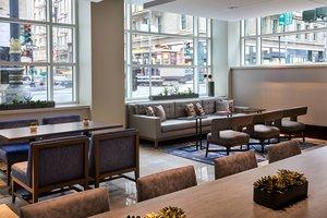 Lobby - Marriott Hotel Union Square San Francisco
