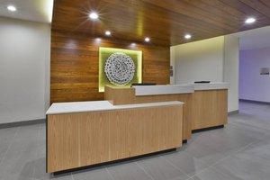 Lobby - Fairfield Inn & Suites by Marriott Grand Blanc