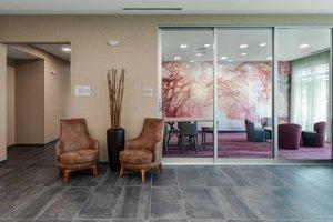 Lobby - Courtyard by Marriott Hotel Airport Savannah