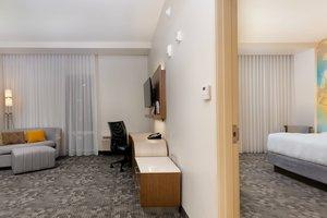 Suite - Courtyard by Marriott Hotel Airport Savannah