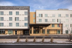 Exterior view - Courtyard by Marriott Hotel Woodbury