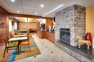 Restaurant - Fairfield Inn by Marriott Provo