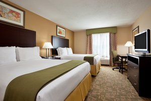 Room - Holiday Inn Express Hotel & Suites Franklin