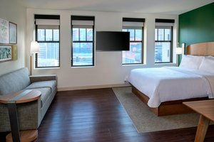 Room - Element Hotel Downtown Detroit