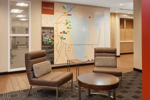 Map - TownePlace Suites by Marriott Titusville