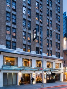 Exterior view - Time Hotel New York