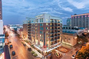 Exterior view - Courtyard by Marriott Hotel Downtown Baton Rouge