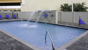 Pool - Holiday Inn Express Hotel & Suites East Tampa