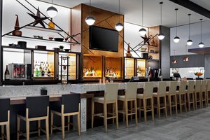 Restaurant - Marriott Hotel Las Colinas Irving
