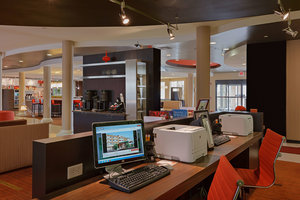 Conference Area - Courtyard by Marriott Hotel Harrisburg