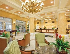 Lobby - Grand Desert Hotel by Wyndham VR Las Vegas
