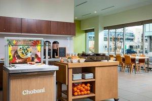 Restaurant - Element Hotel Seaport Boston