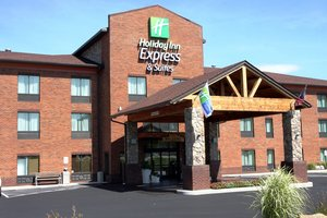 Exterior view - Holiday Inn Express Hotel & Suites Donegal