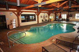 Pool - Holiday Inn Express Hotel & Suites Donegal