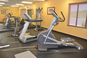 Fitness/ Exercise Room - Holiday Inn Express Hotel & Suites Donegal