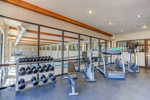 Fitness/ Exercise Room - Holiday Inn Express Hotel & Suites Montrose