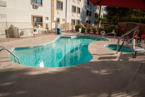 Pool - Holiday Inn Express Airport Tucson