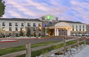 Exterior view - Holiday Inn Express Colorado Springs