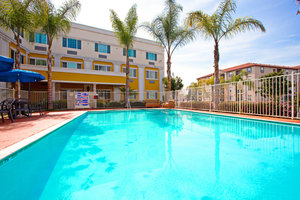 Pool - Holiday Inn Express Hotel & Suites Garden Grove