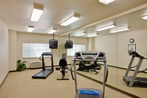 Fitness/ Exercise Room - Holiday Inn Express Hotel & Suites Garden Grove