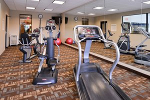 Fitness/ Exercise Room - Holiday Inn Express Hotel & Suites Fairmont