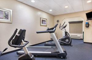 Fitness/ Exercise Room - Holiday Inn Express Hotel & Suites Murphy