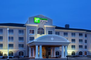 Exterior view - Holiday Inn Express Hotel & Suites Loves Park
