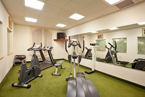 Fitness/ Exercise Room - Holiday Inn Express Hotel & Suites Loves Park