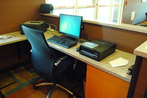 Conference Area - Fairfield Inn by Marriott East Indianapolis