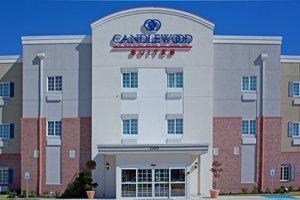 Exterior view - Candlewood Suites League City